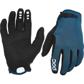 POC Resistance Enduro Gloves Adjustable, draconis blue